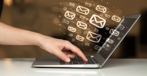 email laptop image