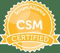 CSM Certified