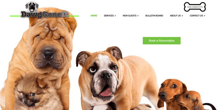 Dawg Gone IT Web Design