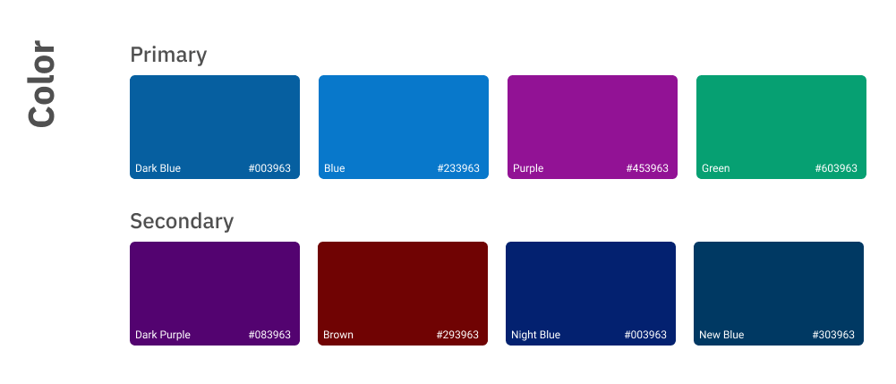 Colour Frames