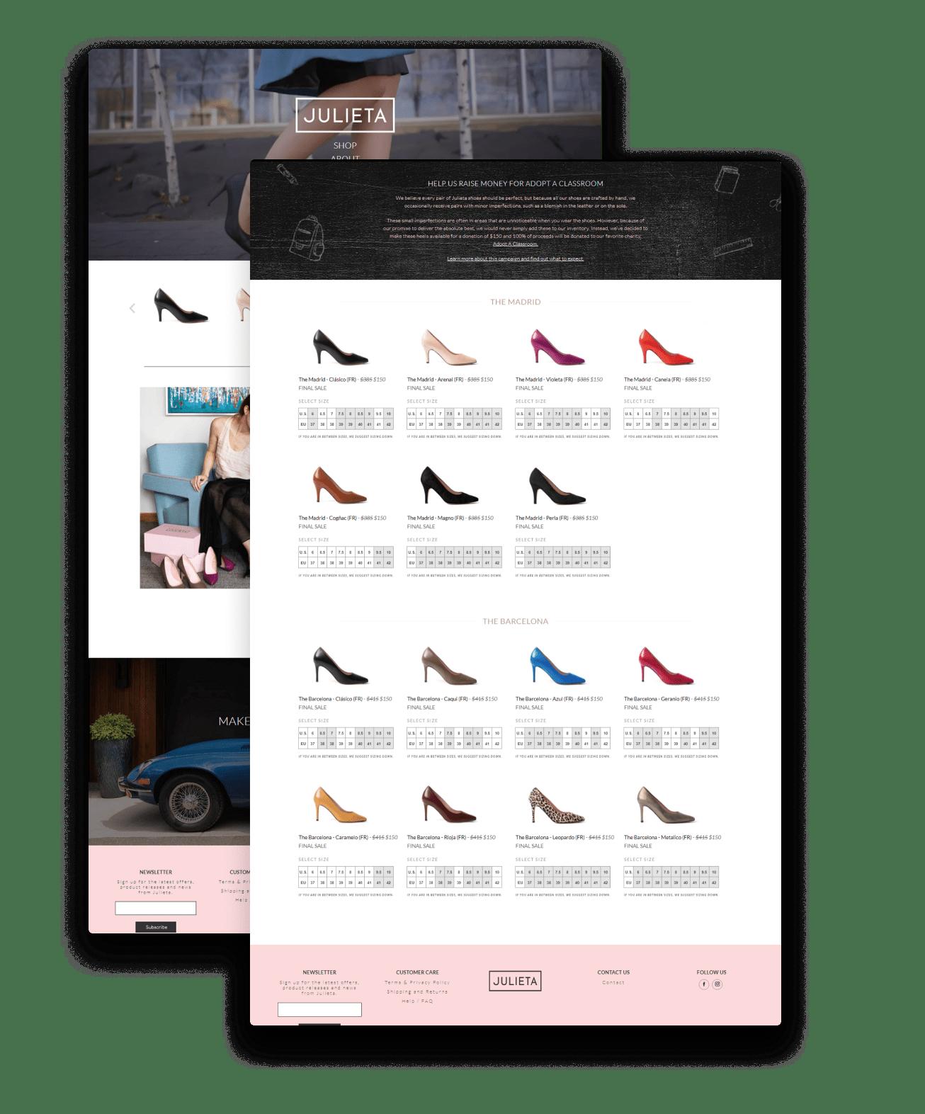 Designs Image - Julieta